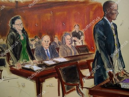 Editorial photo of Michael Avenatti Arrest, Manhattan, USA - 25 Mar 2019