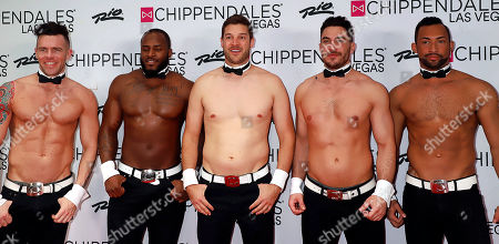 Editorial picture of Chippendales Show, Las Vegas, USA - 23 Mar 2019