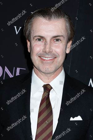 Editorial picture of 'The Chaperone' film premiere, Arrivals, New York, USA - 25 Mar 2019