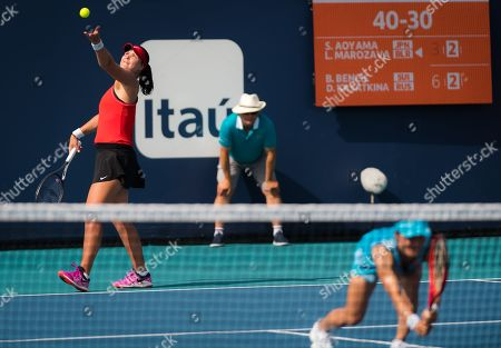 Editorial picture of Miami Open, Day 6, USA - 25 Mar 2019