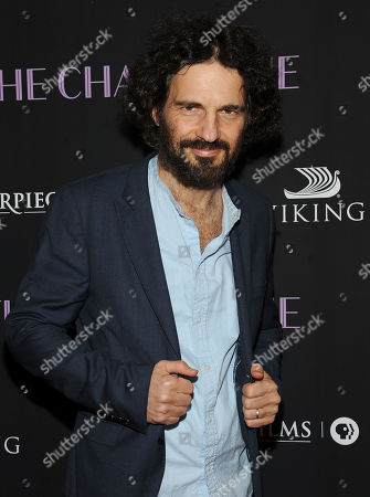 Editorial photo of 'The Chaperone' film premiere, New York, USA - 25 Mar 2019