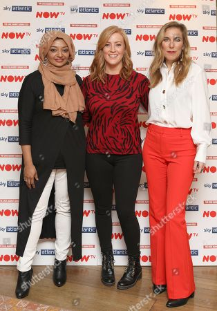 Rabia Chaudry Friend of Adnan, Sarah-Jane Mee and Director Amy Berg