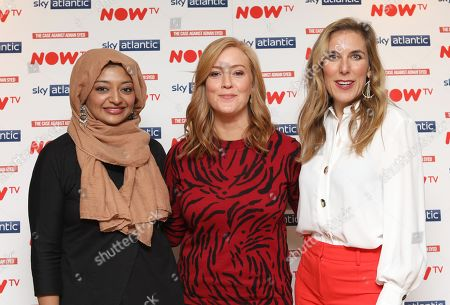 Rabia Chaudry Friend of Adnan, Sarah-Jane Mee and Amy Berg Director