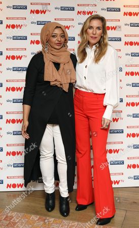 Editorial photo of 'The Case Against Adnan Syed' TV screening, London, UK - 25 Mar 2019