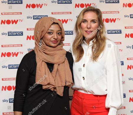 Editorial picture of 'The Case Against Adnan Syed' TV screening, London, UK - 25 Mar 2019
