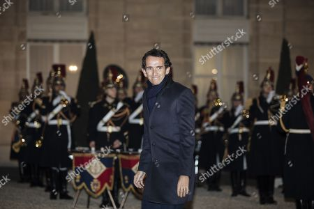 French multinational retailer Carrefour's CEO Alexandre Bompard