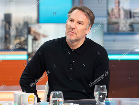 Stock Picture of Paul Merson