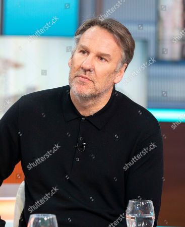 Editorial image of 'Good Morning Britain' TV show, London, UK - 26 Mar 2019