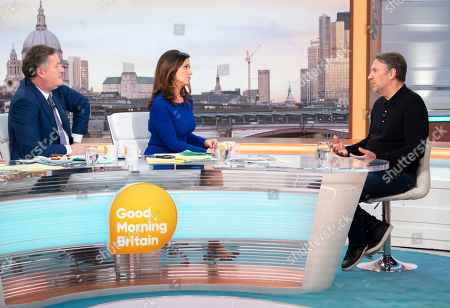 Editorial picture of 'Good Morning Britain' TV show, London, UK - 26 Mar 2019
