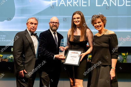Tom Stoddart, Harriet Lander - Fujifilm Student Photographer of the Year, Kate Silverton