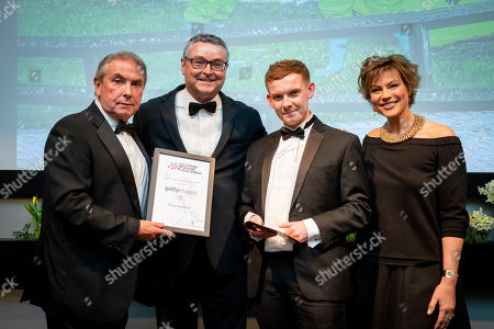 Tom Stoddart, Peter Summers - Getty Images Young Photographer of the Year, Kate Silverton