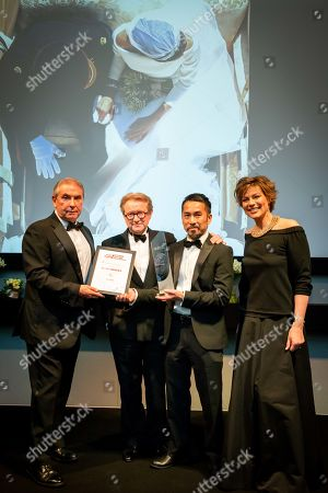 Tom Stoddart, Yui Mok - Iconic Images Royal Photographer of the Year, Kate Silverton