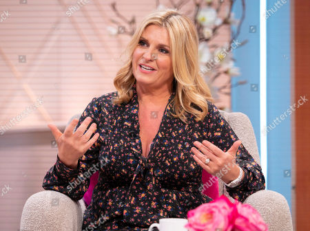 Editorial picture of 'Lorraine' TV show, London, UK - 26 Mar 2019