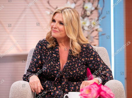 Editorial image of 'Lorraine' TV show, London, UK - 26 Mar 2019
