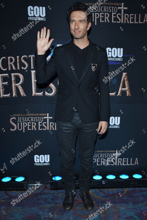 Editorial image of 'Jesus Christ Super Star' musical photocall, Mexico City, Mexico - 25 Mar 2019