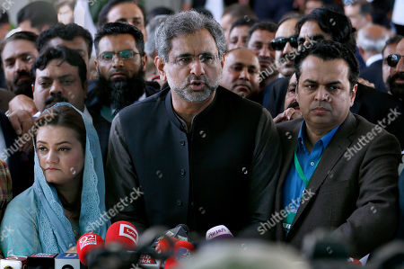 Editorial picture of Politics, Islamabad, Pakistan - 26 Mar 2019