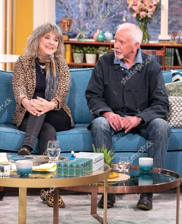 Suzi Quatro and David Essex