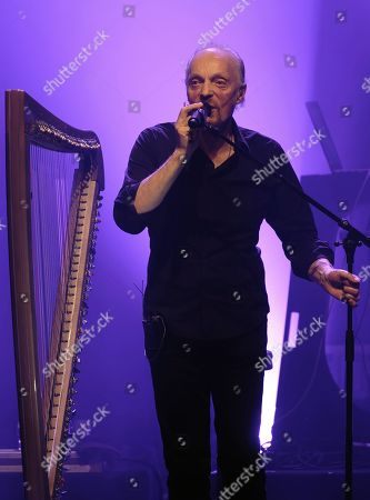 Editorial picture of Alan Stivell in concert, Paris, France - 04 Feb 2019