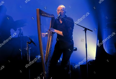 Stock Picture of Alan Stivell