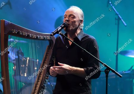 Editorial image of Alan Stivell in concert, Paris, France - 04 Feb 2019