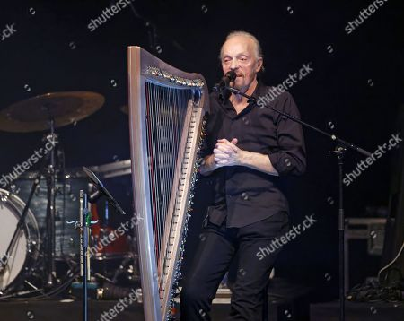Editorial photo of Alan Stivell in concert, Paris, France - 04 Feb 2019