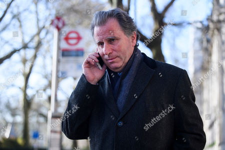 Oliver Letwin MP is seen in Westminster, London. There have been reports of a cabinet revolt against the Prime Minister, over her handing of the Brexit negotiations.