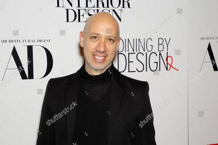 Editorial photo of DIFFA Dining By Design Gala 2019 NYC, New York, USA - 25 Mar 2019