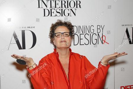 Cindy Allen (Interior Design's editor-in-chief)