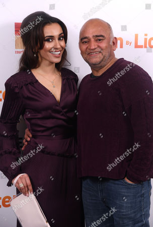 Shila Iqbal and Bhasker Patel