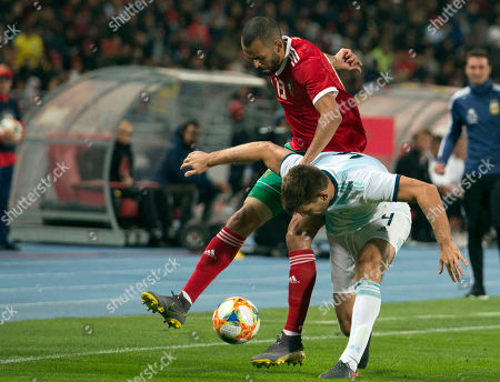Editorial picture of Morocco vs Argentina, Tangier - 26 Mar 2019