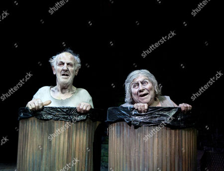 Stock Picture of Tom Hickey (Nagg), Miriam Margolyes (Nell)