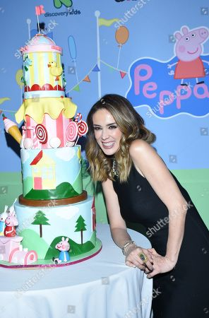 Editorial photo of 'Peppa Pig' photocall, Mexico City, Mexico - 26 Mar 2019