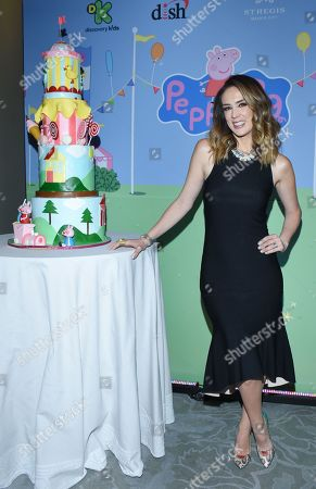 Editorial picture of 'Peppa Pig' photocall, Mexico City, Mexico - 26 Mar 2019