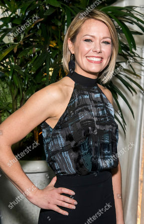 """Dylan Dreyer attends """"A Toast to Kathie Lee"""" the Kathie Lee Gifford farewell party at The Times Square Edition, in New York"""