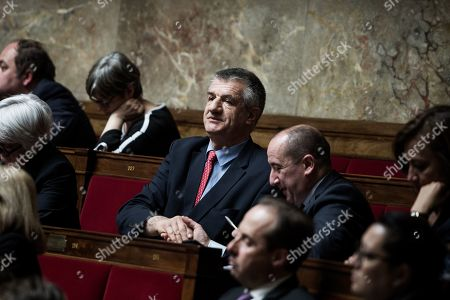 Stock Picture of Jean Lassalle