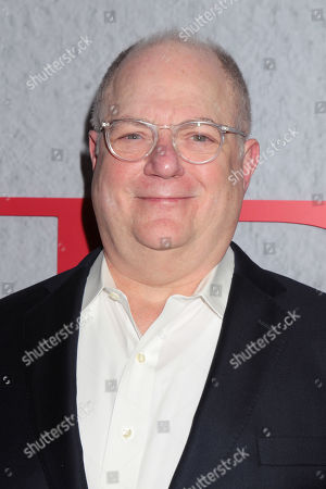 Stock Photo of Frank Rich