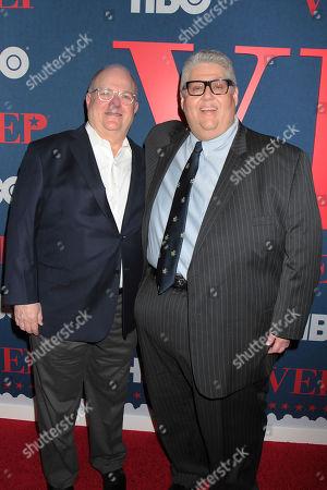 Editorial photo of 'Veep' TV show final season premiere, Arrivals, New York, USA - 26 Mar 2019