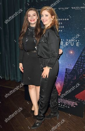 Editorial image of 'Out of Blue' film screening, London, UK - 26 Mar 2019