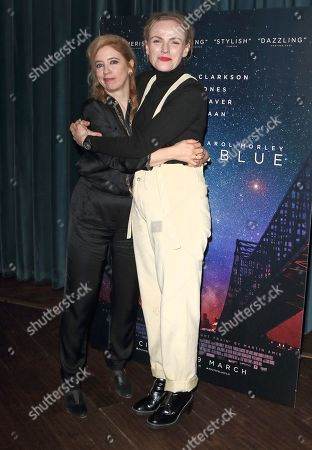 Editorial photo of 'Out of Blue' film screening, London, UK - 26 Mar 2019