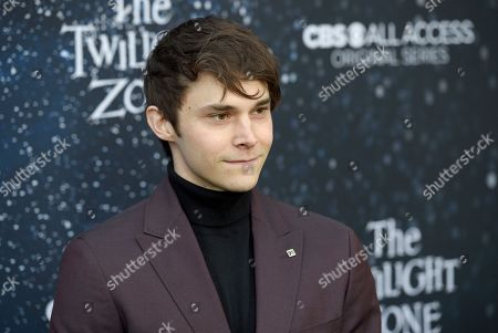 """Stock Picture of Jonathan Whitesell arrives at the Los Angeles premiere of """"The Twilight Zone"""" at Harmony Gold on"""