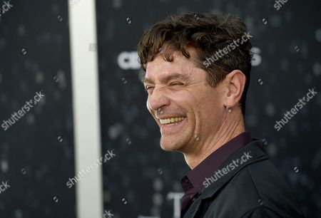 """Stock Photo of James Frain arrives at the Los Angeles premiere of """"The Twilight Zone"""" at Harmony Gold on"""