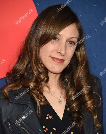 """Natalie Gold attends the premiere of the final season of HBO's """"Veep"""" at Alice Tully Hall, in New York"""