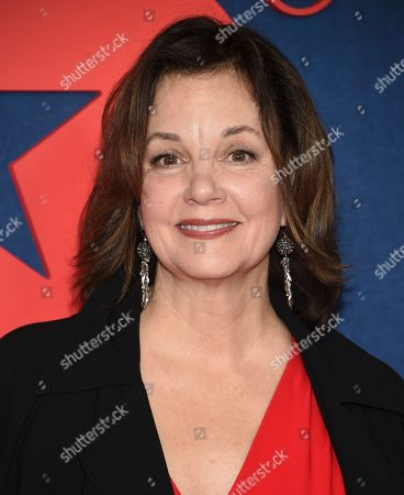 """Margaret Colin attends the premiere of the final season of HBO's """"Veep"""" at Alice Tully Hall, in New York"""