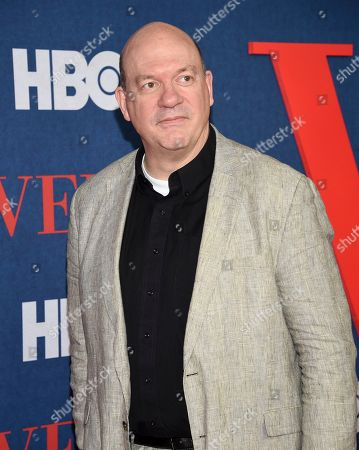 "John Carroll Lynch attends the premiere of the final season of HBO's ""Veep"" at Alice Tully Hall, in New York"