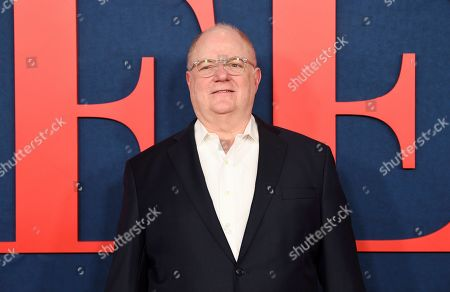 """Frank Rich attends the premiere of the final season of HBO's """"Veep"""" at Alice Tully Hall, in New York"""