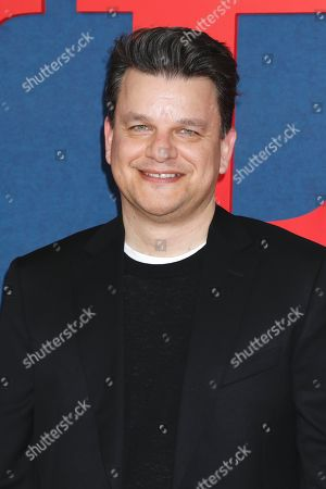 Stock Image of Alex Gregory