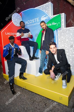 Ashton Sanders, Lakeith Stanfield, Quincy Brown, G-Eazy