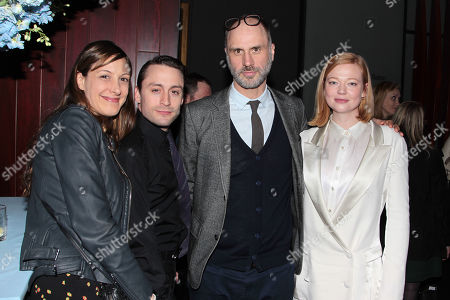 Stock Picture of Natalie Gold, Kieran Culkin and Sarah Snook