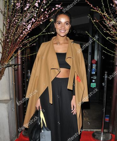 Editorial image of AMA Bags Launch Party, London, UK - 26 Mar 2019