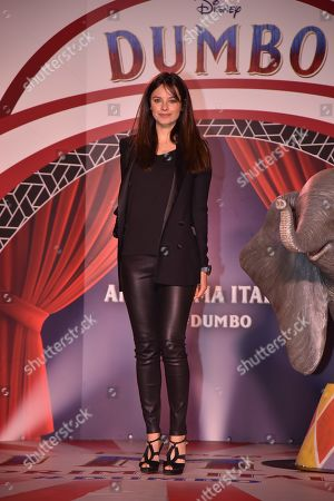 Editorial photo of 'Dumbo' film premiere, Rome, Italy - 26 Mar 2019